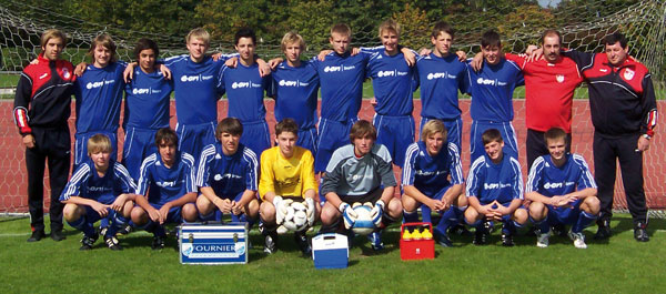 B1-Junioren 2008/2009
