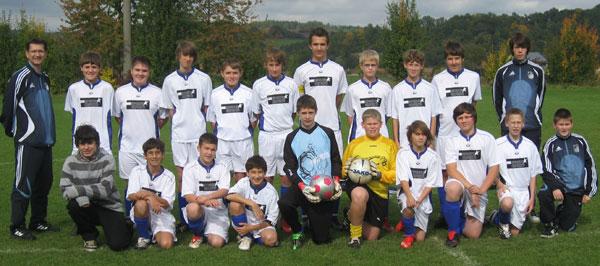 C2-Junioren 2008/2009