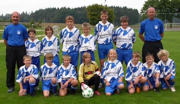 D2c-Junioren 2008/2009