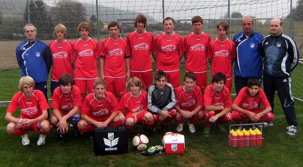 2009-2010-B2-Mannschaftsfoto