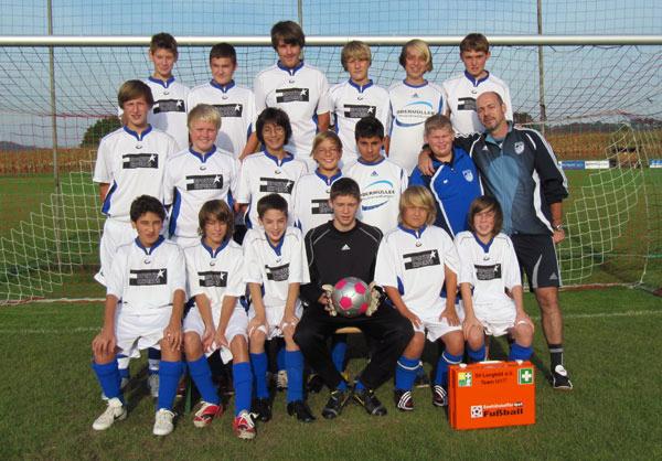 2009-2010-C2-Mannschaftsfoto