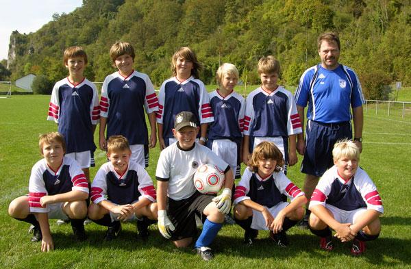 2009-2010-D7-Mannschaftsfoto